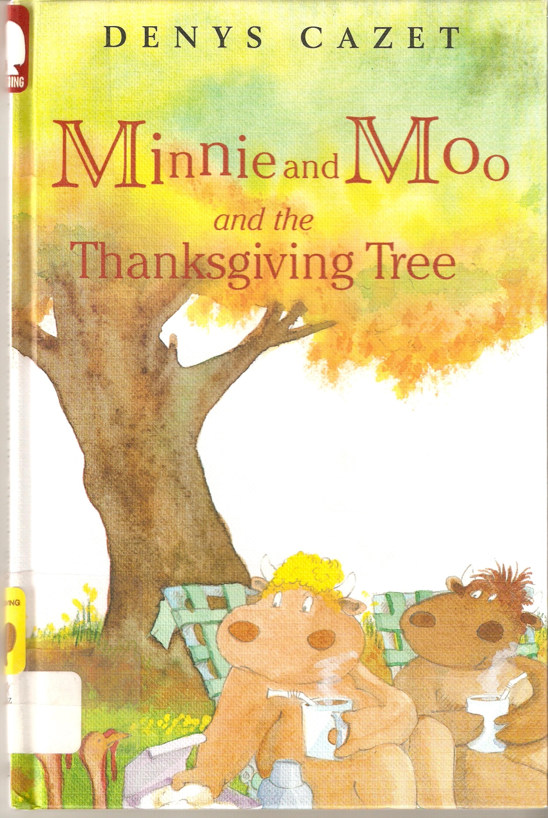 Thanksgiving Turkey Moo