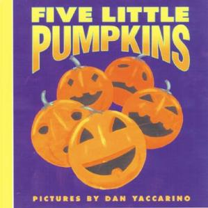 5 little pumpkings