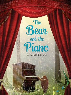 bear and piano